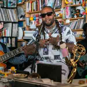 Ty Dolla $ign pays Tribute to Mac Miller at The Tiny Desk (Video)