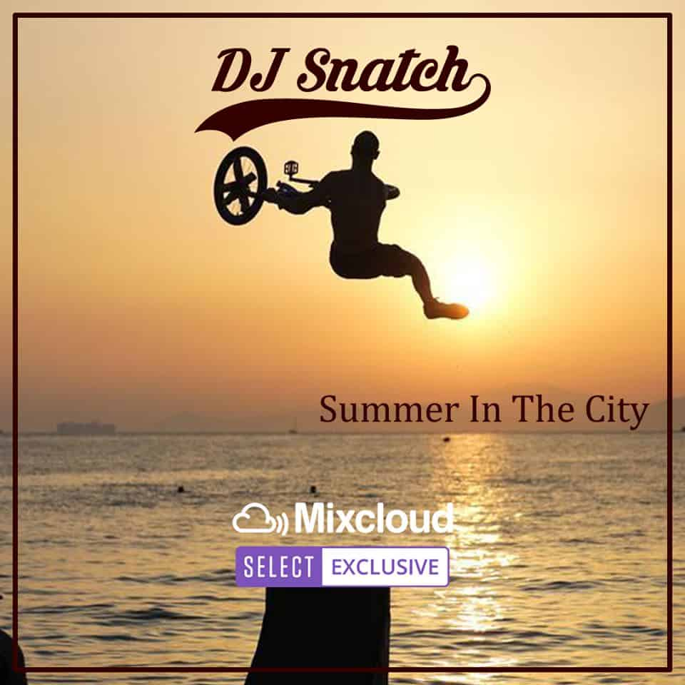 Summer in the City MIX
