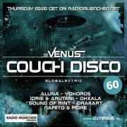 Couch Disco 060 by Dj Venus (Podcast)