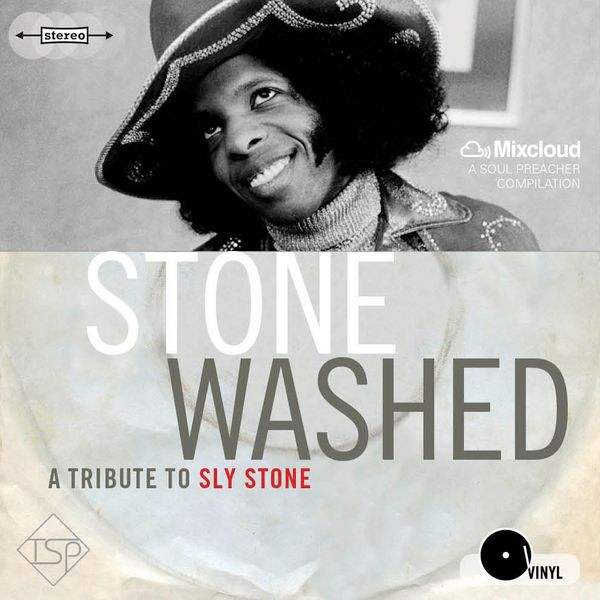 Stone Washed • A Tribute to Sly Stone (Mixtape)