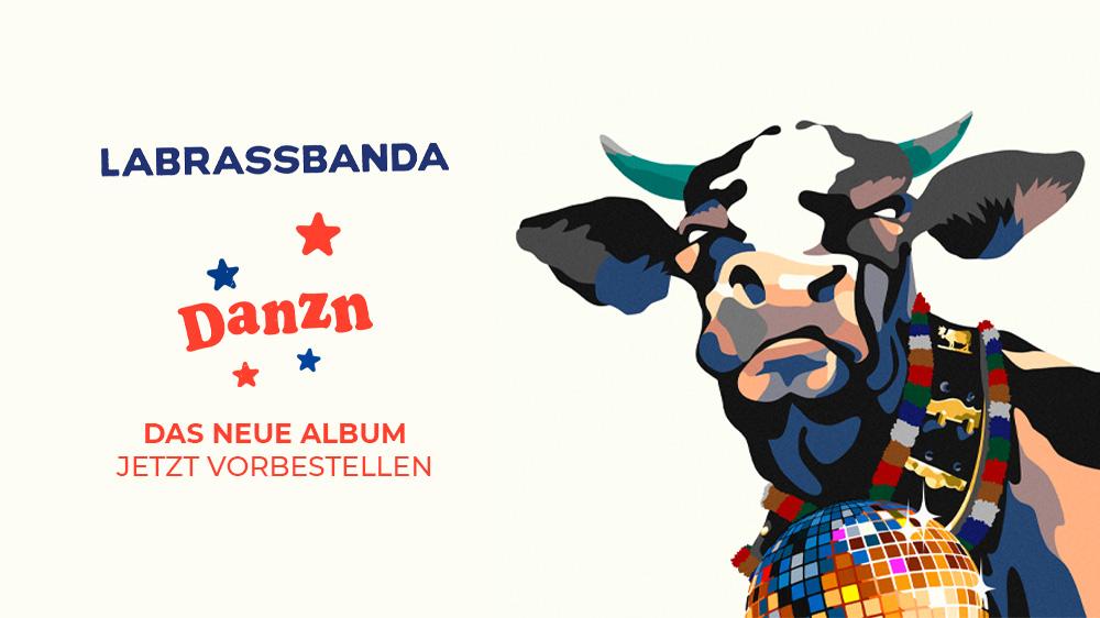 Videopremiere: #labrassbanda #danzn