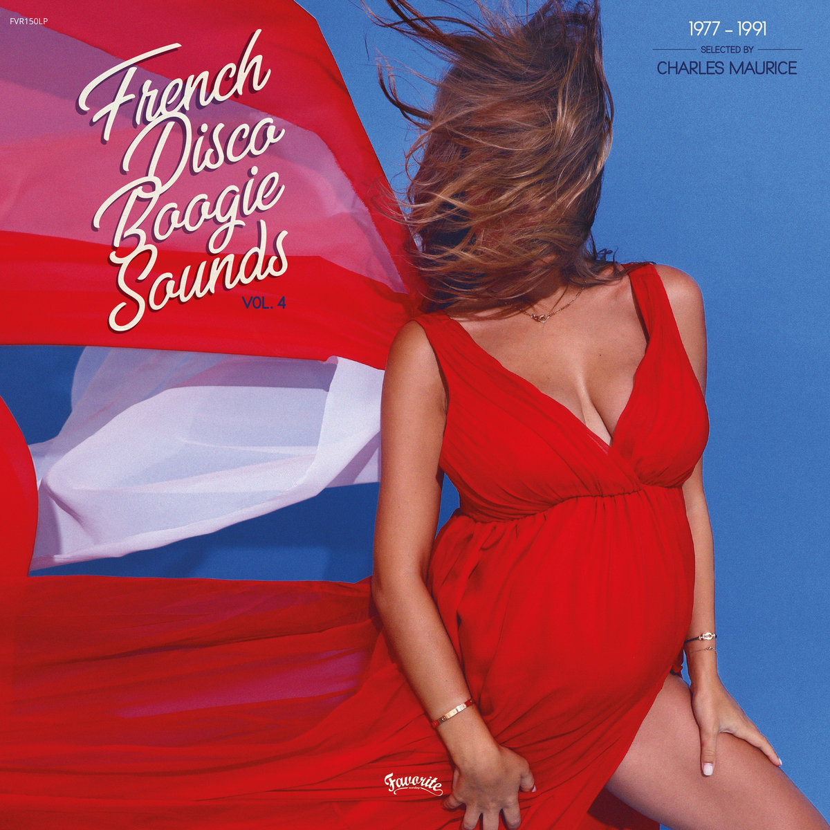 French Disco Boogie Sounds Vol​. ​4 (1977​-​1991, selected by Charles Maurice) // full stream