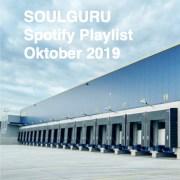 Die SOULGURU Spotify Playlist Oktober 2019