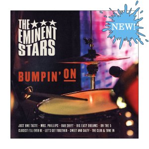 Happy Releaseday: The Eminent Stars - Bumpin' On • full Album-Stream
