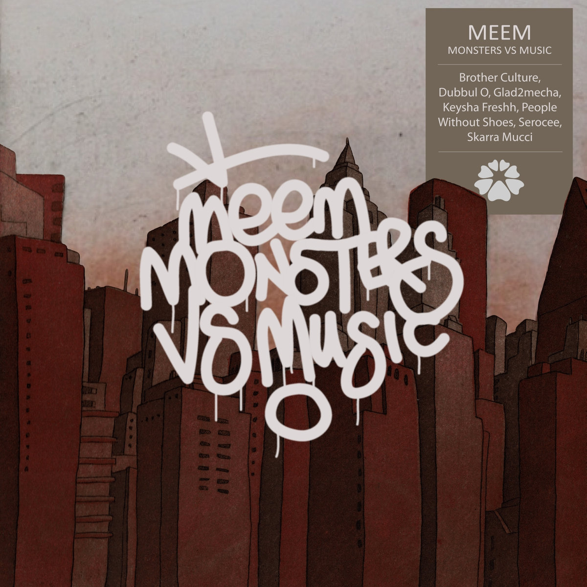 Meem - Monsters vs Music • full Album-Stream