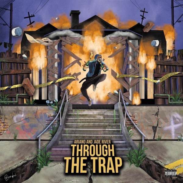 Ariano & Jade River - Through The Trap | Video