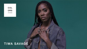 A #COLORS SHOW: Tiwa Savage - Attention (Video)