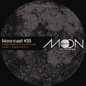 Mooncast #35 - A Bass Odyssey feat. Jimi Handtrix, Saralène, Baptiste & Vale