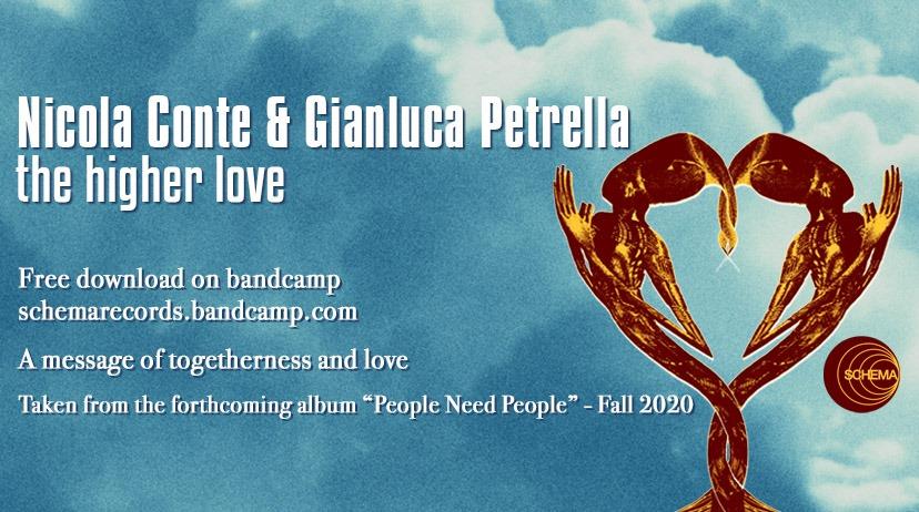 Nicola Conte Gianluca Petrella Higher Love free download