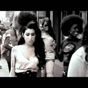 AMY WINEHOUSE – Half Time feat. ALBOROSIE (official Remix Video)
