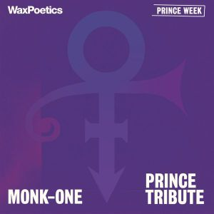 Monk-One's PRINCE Tribute Mix for Wax Poetics