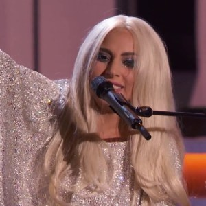 Lady Gaga – I Wish – Live at Stevie Wonder's GRAMMY Salute (2015) [Video]