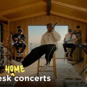 Vince Staples: Tiny Desk (Home) Concert (Video)