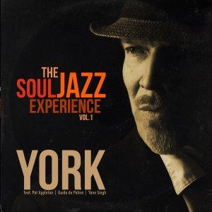 YORK – The Souljazz Experience Vol.1 • full Album-Stream