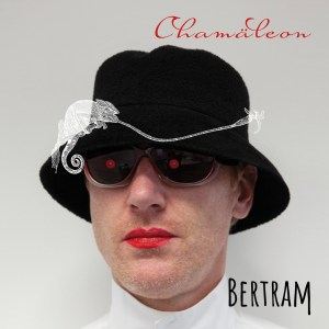 Videopremiere: BERTRAM – Chamäleon