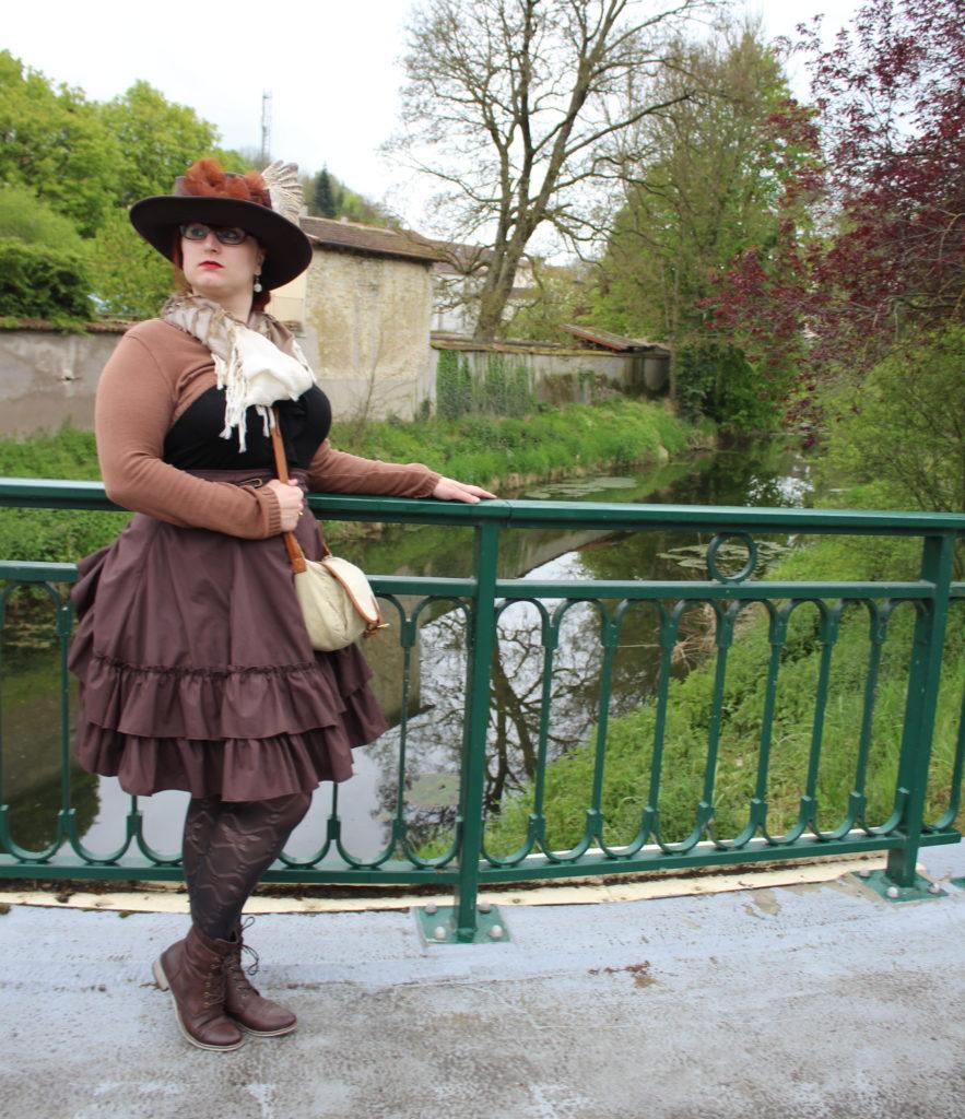 Disneybound Pirates des caraïbes_souliervertblog