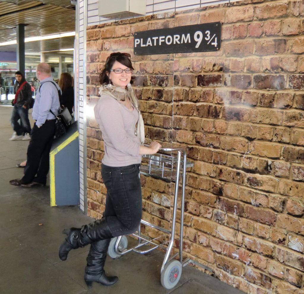 Quai 9 3/4_Génération Harry Potter