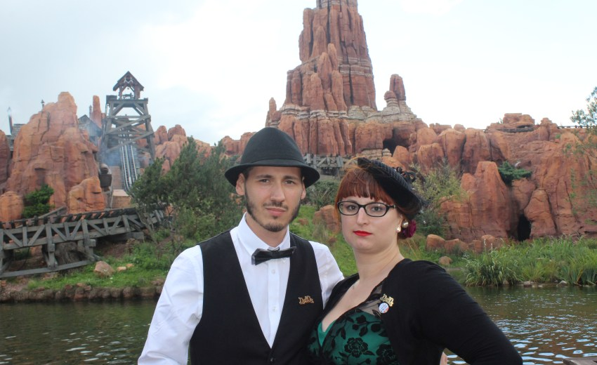 Dapper Day, la journée retro & chic à Disneyland Paris