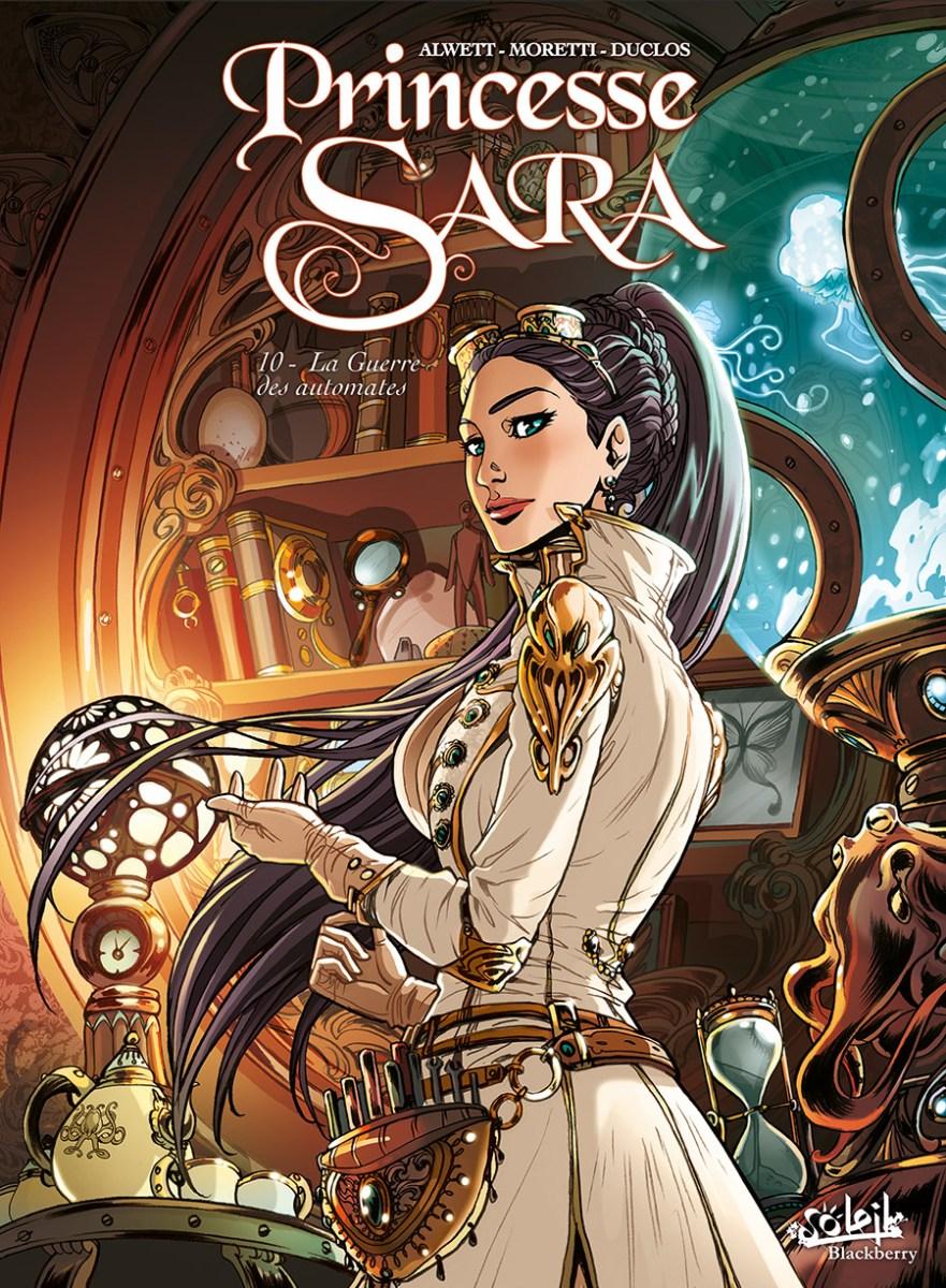 Princesse Sara - Tome 10, La guerre des automates