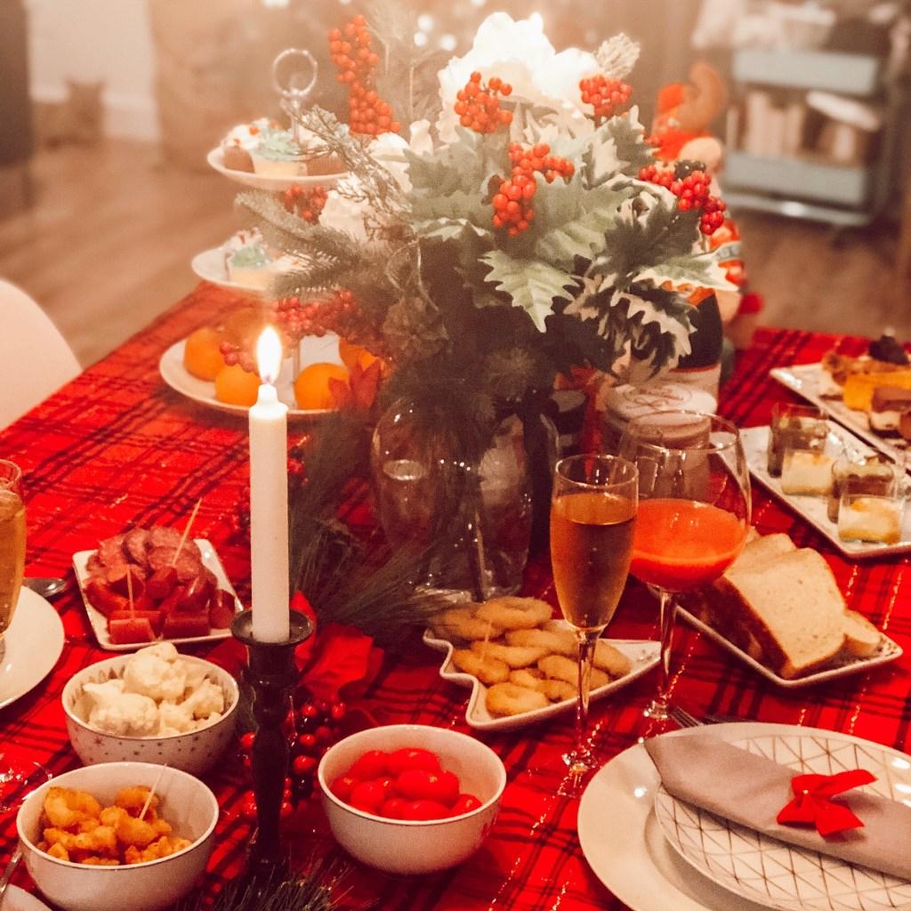 Repas et Menu de Noël_souliervert.com