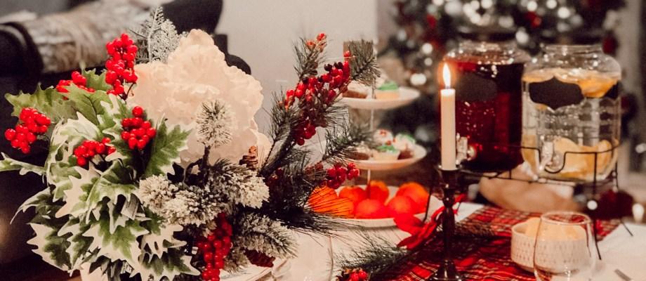 Ma table & repas de Noël