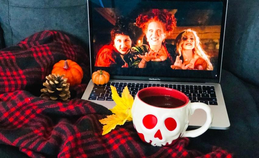 Mes films et dessins animés préférés à regarder pour Halloween