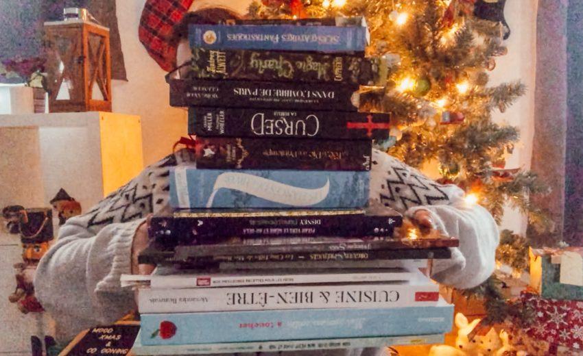Ma sélection de livres pour Noël – Bébé, ado & adulte