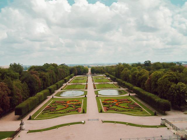Parc du Château de Lunéville