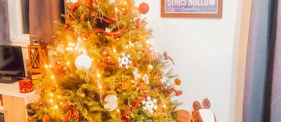 Mon sapin de Noël, digne d'un film américain