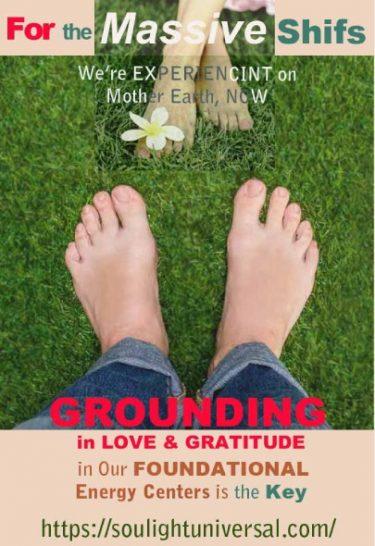 Grounding in Love and Gratitude