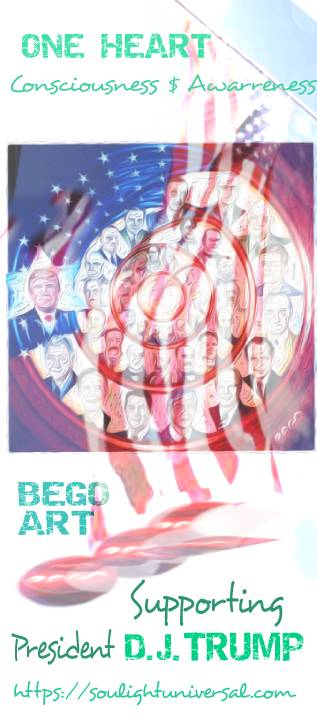 #Bego #Art in Support to #President #D.J. #Trump #Re-election #2020