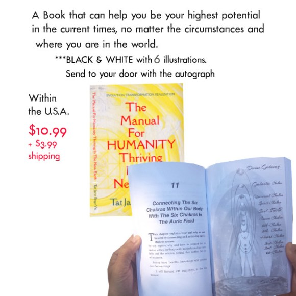 The_Manual_For_Humanity_Thriving_In_The_New_Earth book by Tat Jane Bego Vic
