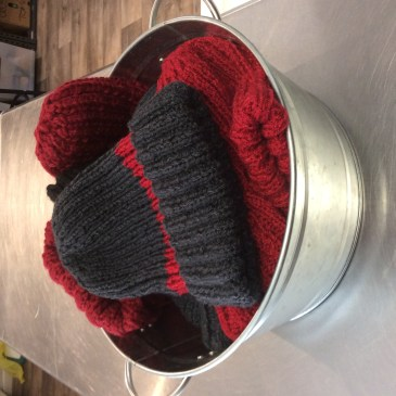 Knitted Beanie Donation