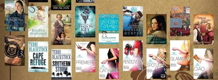 2014 Christian Fiction Releases