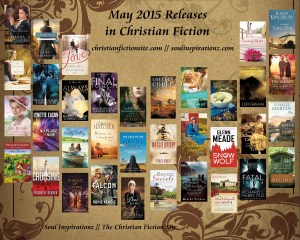May 2015 Christian Fiction