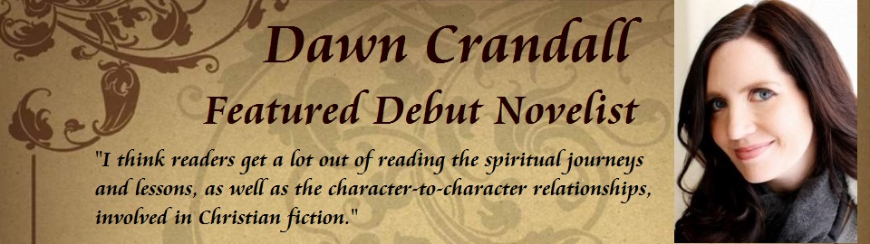 Featured Debut Novelist: Dawn Crandall