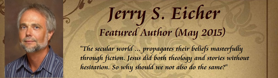 Featured Author: Jerry S. Eicher