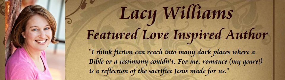 Featured Love Inspired Author: Lacy Williams