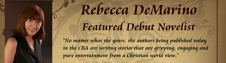 Featured Debut Novelist: Rebecca DeMarino
