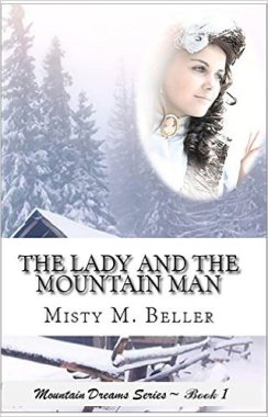 Book Cover: The Lady and the Mountain Man