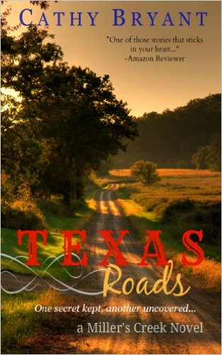 Book Cover: Texas Roads