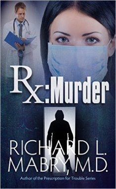 Book Cover: Rx Murder