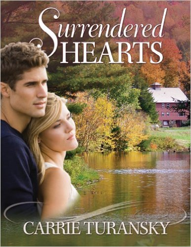 Book Cover: Surrendered Hearts