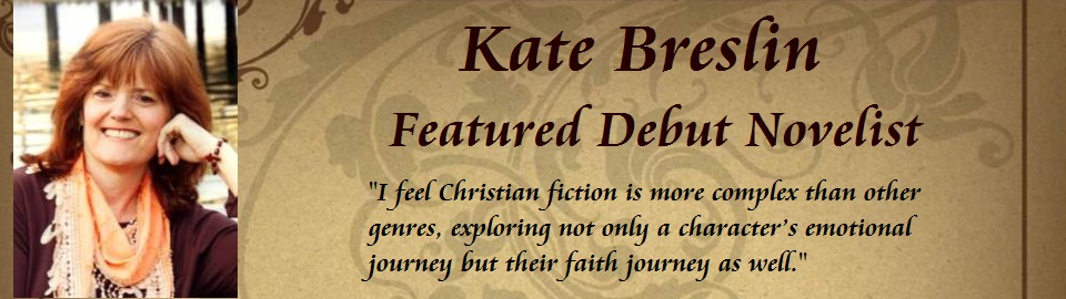 Featured Author: Kate Breslin