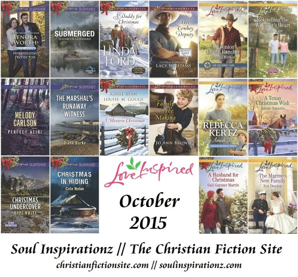 October 2015 Category Fiction