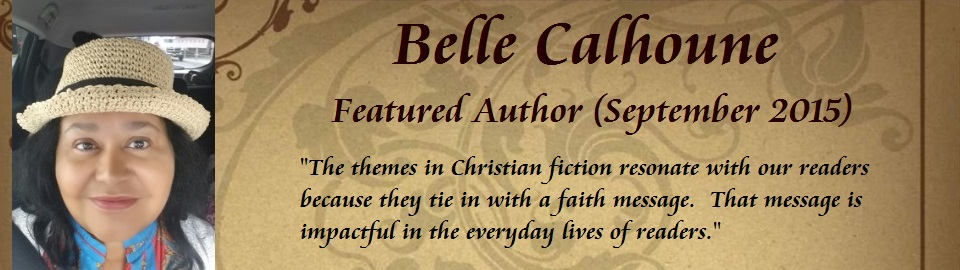 Featured Author: Belle Calhoune