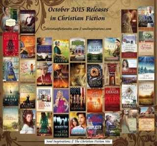 October 2015 Christian Fiction