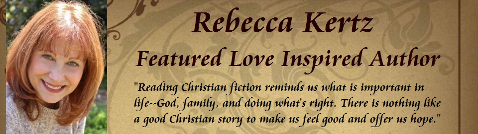 Featured Author: Rebecca Kertz