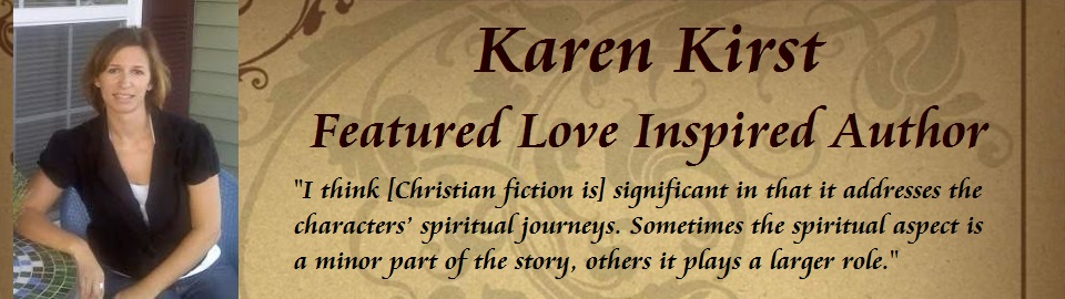 Featured Author: Karen Kirst