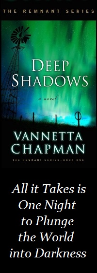 DEEP SHADOWS by Vannetta Chapman